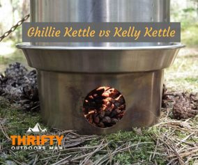 Ghillie Kettle vs Kelly Kettle