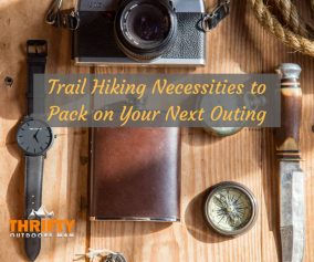 Trail Hiking Necessities