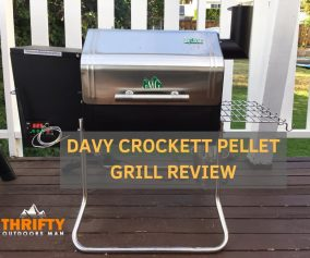 GREEN MOUNTAIN DAVY CROCKETT PELLET GRILL REVIEW