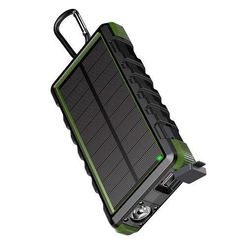 EasyAcc 20,000mAh Rugged Outdoor Power Bank