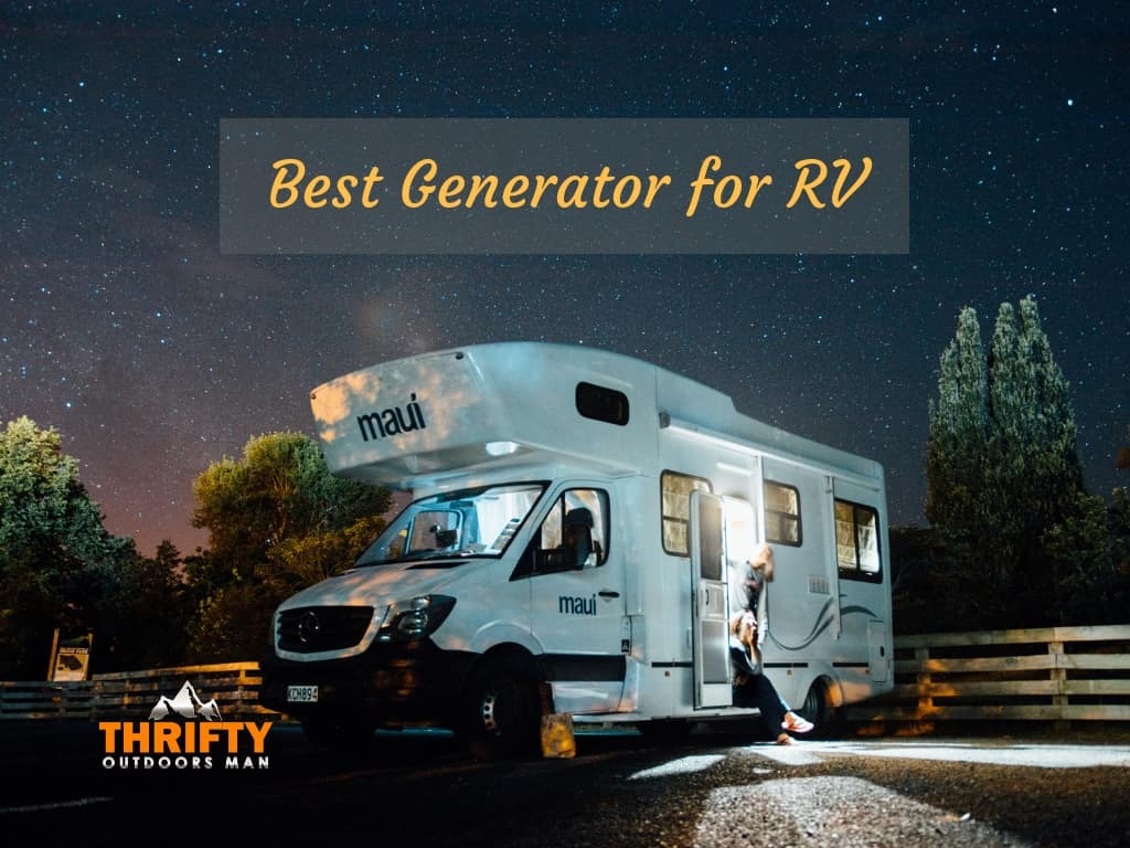 Best Generator for RV – Buyer's Guide