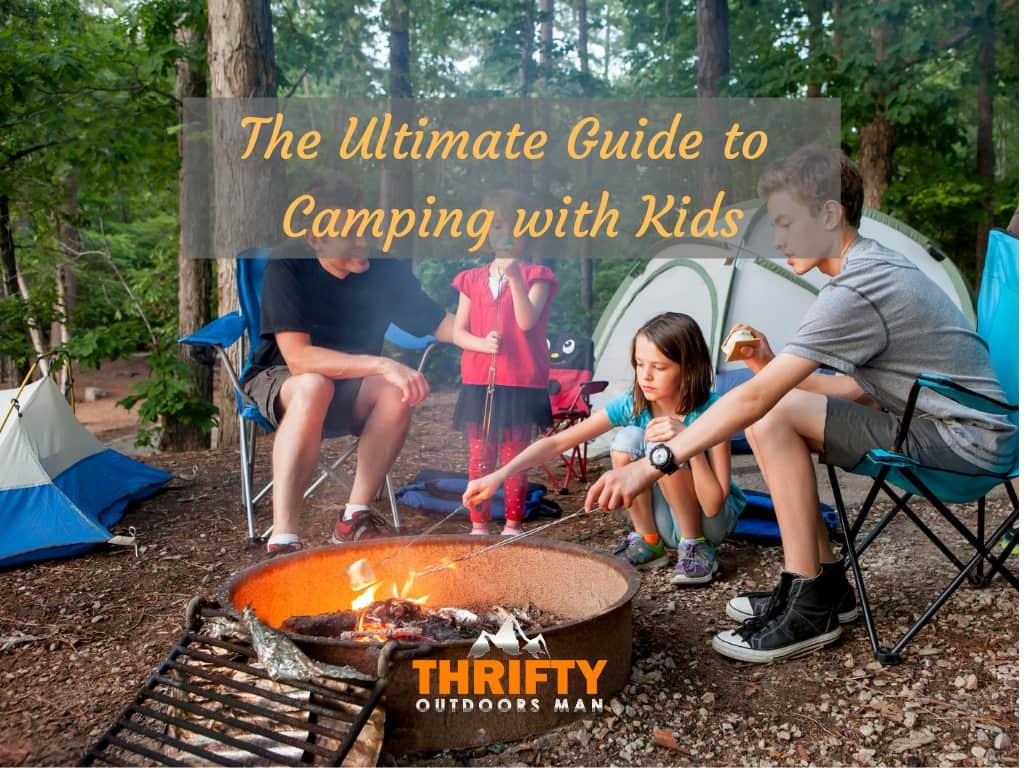 Camping with Kids Guide